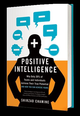 Positive Intelligence book
